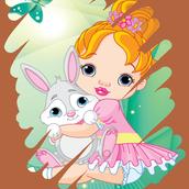 Juego raspadito - Princess