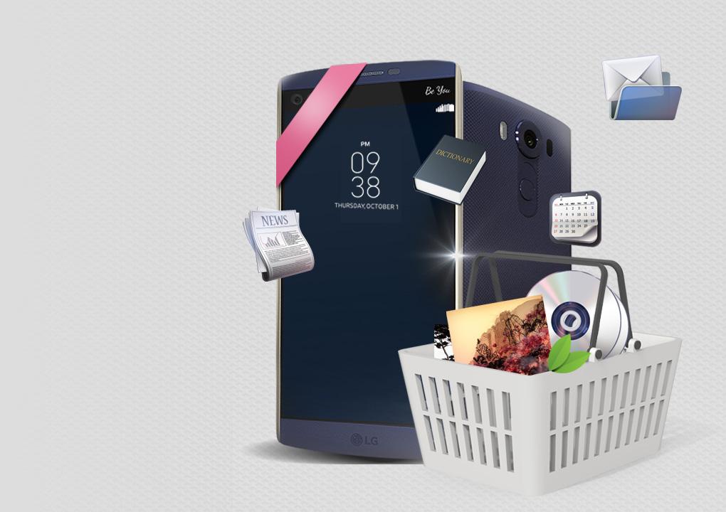 [Smartworld tiene suerte con nueva 'LG V10']