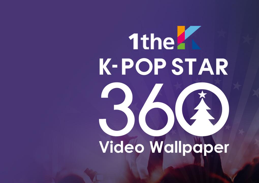 [K-Pop por 360 Video wallpaper]
